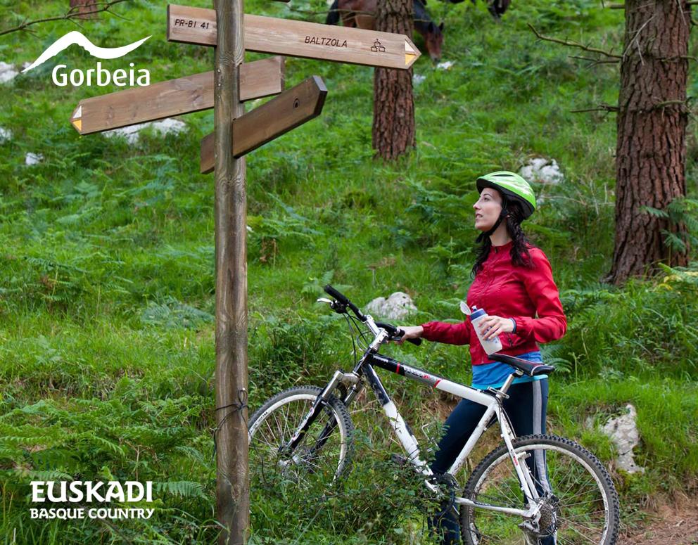 imk comunicación Gorbeia Euskadi